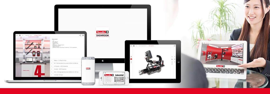 Descărcaţi aplicaţia Showroom pentru a descoperi toate soluţiile noastre de asamblare şi găurire prin imagini şi videoclipuri. Desoutter este întotdeauna de partea dumneavoastră, chiar şi offline.