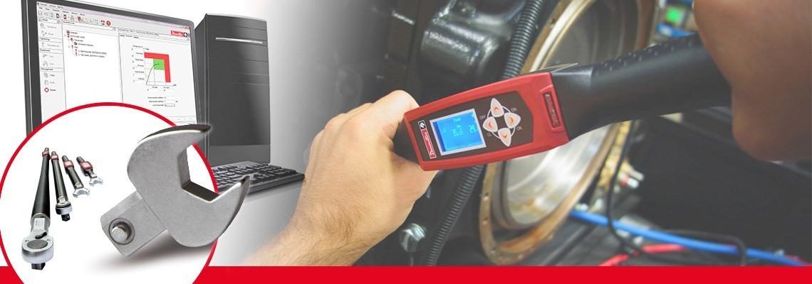 Descoperiţi gama completă Desoutter Industrial Tools de accesorii pentru sisteme de măsurare a cuplului pentru industria producătoare de maşini şi aeronautică. Concepute pentru calitate şi productivitate.