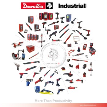 Desoutter Industrial Tools Poster