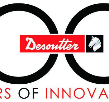 Desoutter Logo pentru a 100-a aniversare