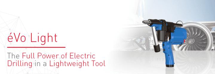 Nou instrument electric semi-automat pentru aplicații de foraj: éVo Light